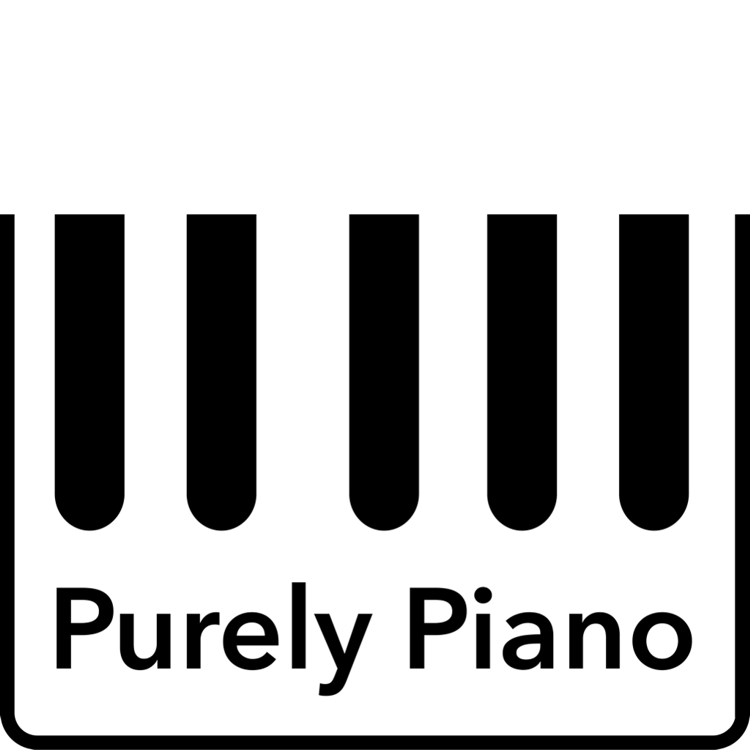 Purely Piano Logo